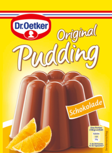 Original Pudding Schokolade