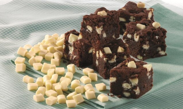 Double-Chocolate-Brownie-Bites