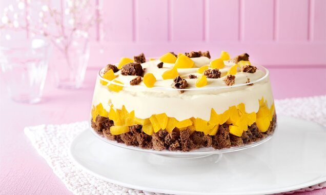 Marillen-Pudding-Trifle