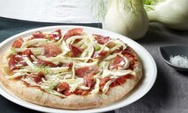knackige fenchel pizza