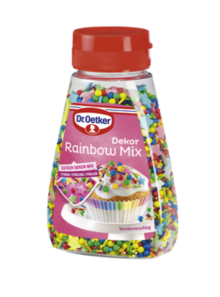 Streudekor Rainbow Mix